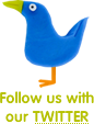 Follow us with our TWITTER