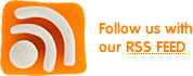 Follow us with our RSS FEED