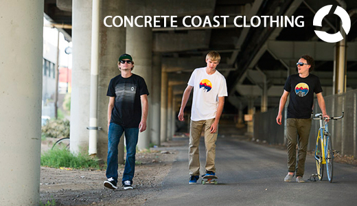 Concrete Coast Clothing