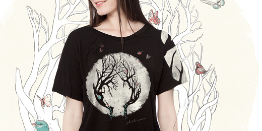 Graphic Tees by Soleil Noir